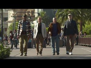 Exclusive: Last Vegas - Four Legends