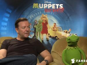 Exclusive: Muppets Most Wanted - The Fandango Interview