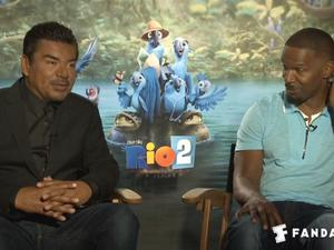 Exclusive: Rio 2 - The Fandango Interview