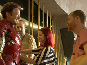 Exclusive: Marvel's The Avengers - Writing for Visual Moments