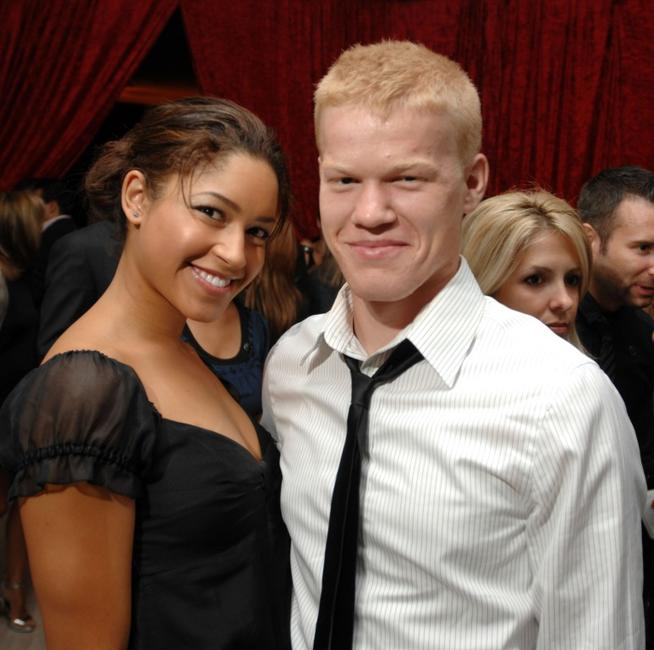 Jesse Plemons with beautiful, cute, handsome, Girlfriend Courtney Peterson