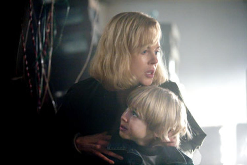 Nicole Kidman and Jackson Bond in