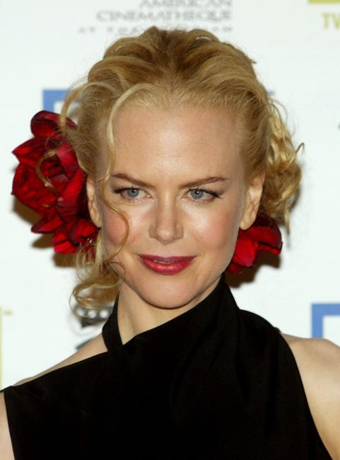 Nicole Kidman at the 8th Annual American Cinematheque Award.