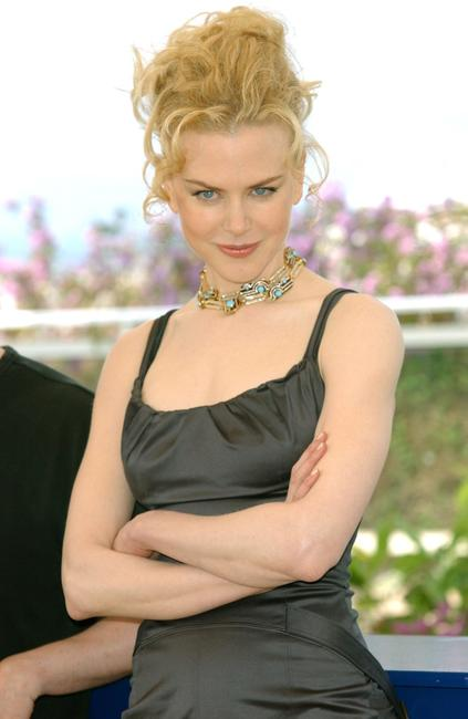 Nicole Kidman at the 56th International Cannes Film Festival.