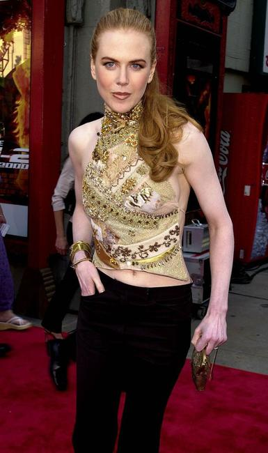 Nicole Kidman at the Hollywood premiere of