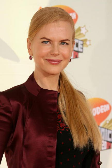 Nicole Kidman at the 20th Annual Kid's Choice Awards.
