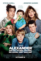 Alexander and the Terrible, Horrible, No Good, Very Bad Day showtimes and tickets