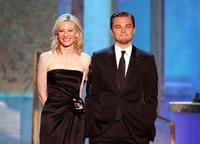 Cate Blanchett and Leonardo DiCaprio at the 11th Annual Screen Actors Guild Awards.