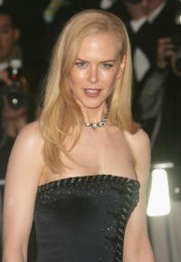 Nicole Kidman at the MET Costume Institute Gala.
