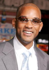 """Will Smith at the screening of """"Mission: Impossible III"""" in Hollywood."""