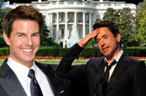 Daily Recap: 'Huntsman' Premiere Pics, Tom Cruise and Robert Downey Jr. Buddy Comedy & More