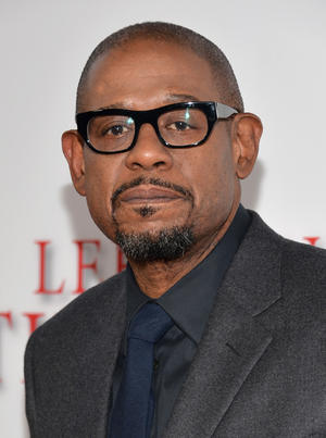 "Forest Whitaker at the California premiere of ""Lee Daniels' The Butler."""