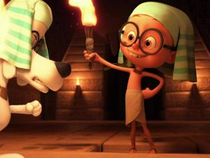 Mr. Peabody & Sherman: Booby Trap