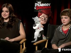 Exclusive: Mr. Peabody & Sherman - The Fandango Interview