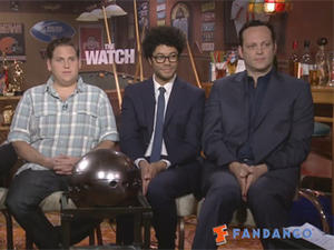 Exclusive: The Watch - The Fandango Interview
