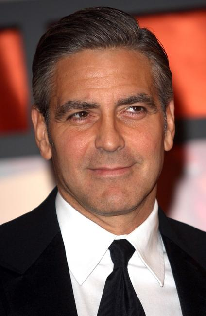 George Clooney at the 13th annual Critics' Choice Awards.