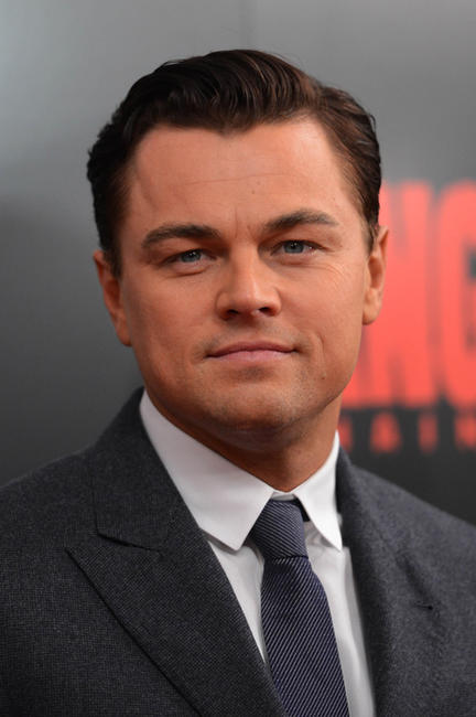 Leonardo DiCaprio at the New York premiere of