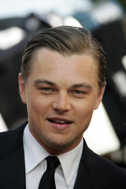 Leonardo DiCaprio at the 77th Academy Awards.
