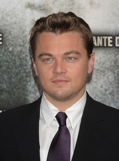 Leonardo DiCaprio at the Madrid premiere of