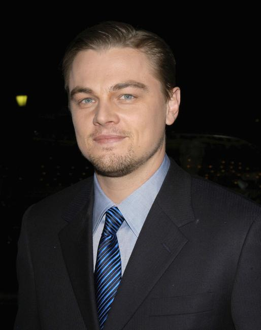 Leonardo DiCaprio at the Santa Barbara International Film Festival.
