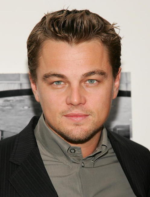 Leonardo DiCaprio at a N.Y. screening of