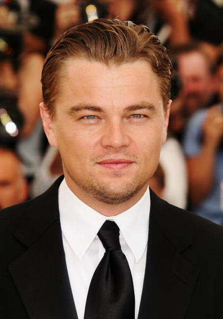 Leonardo DiCaprio at a photocall for