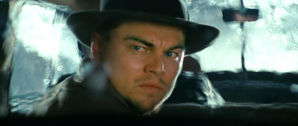Leonardo DiCaprio as Teddy Daniels in