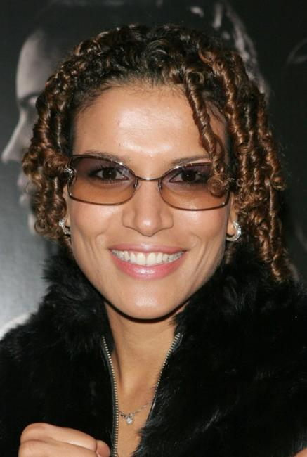 """Lucia Rijker at the special screening of """"Million Dollar Baby."""""""