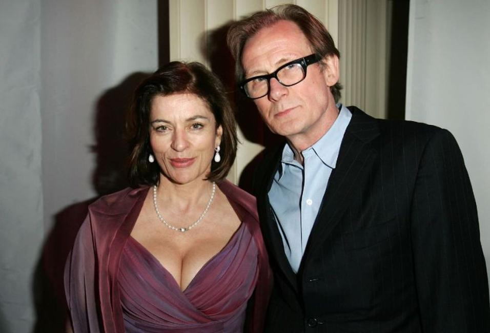 ... Bill Nighy ...