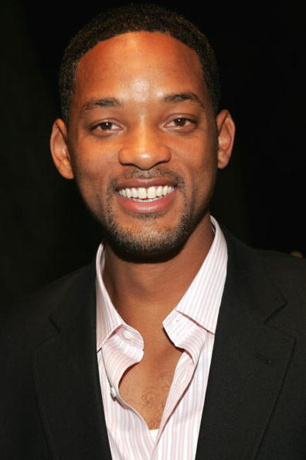 "Will Smith at the ""Shark Tale"" premiere in New York City."