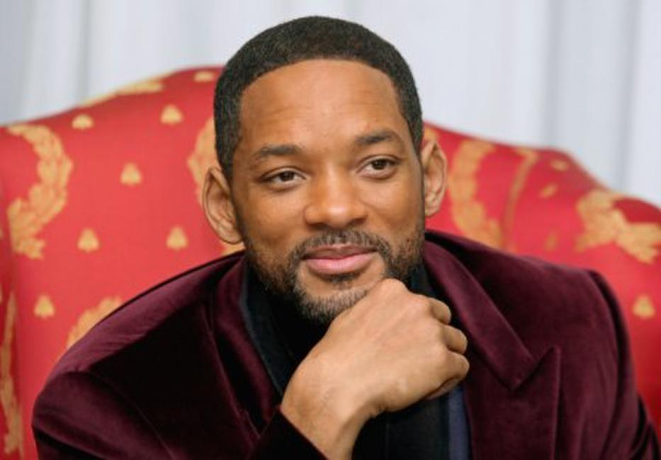 Will Smith at the Rome photocall of