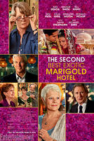 The Second Best Exotic Marigold Hotel showtimes and tickets