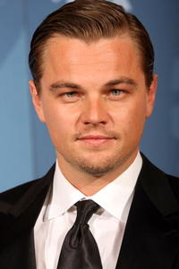 Leonardo DiCaprio in the press room during the 59th annual Directors Guild Of America Awards in L.A.