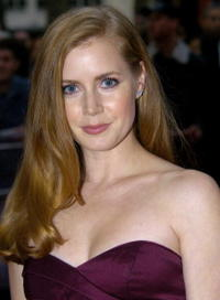 Actress Amy Adams at the premiere of