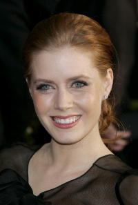 Amy Adams arrives at the 12th Annual Screen Actors Guild Awards in Los Angeles.