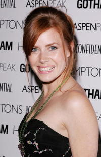 Amy Adams at the 'Los Angeles Confidential Celebration with Gotham Magazine's Cover Star Debra Messing' in Los Angeles.