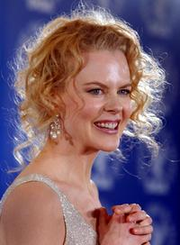 Nicole Kidman at the 54th Annual Directors Guild Awards.