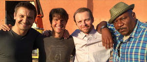 News Briefs: 'Mission: Impossible' Cast Reunited (Photo); Latest Trailer for 'The Judge' Gets Argumentative