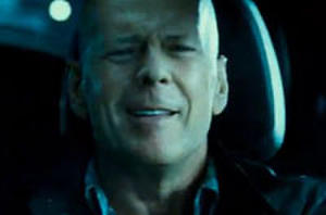 Watch: John McClane's Car Chase, Dwayne Johnson Turns Informant and Kevin Spacey is a Powerful Friend