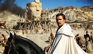 Watch Ridley Scott Get Biblical in New 'Exodus: Gods and Kings' Footage