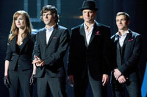Woody Harrelson's Magic Crew Robs Michael Caine in Thrilling New 'Now You See Me' Trailer