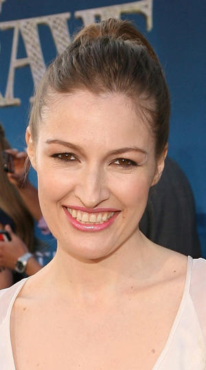 "Kelly MacDonald at the California premiere of ""Brave."""