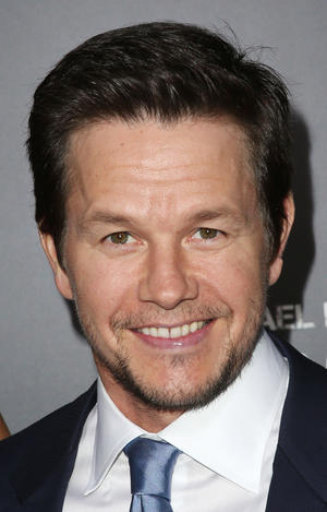 "Mark Wahlberg at the California premiere of ""Pain & Gain."""