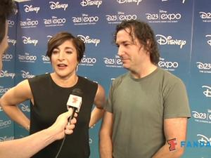 Exclusive: Brave - Director Mark Andrews, Producer Katherine Sarafian Interviews