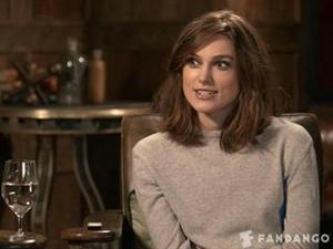 The Frontrunners - Keira Knightley Interview
