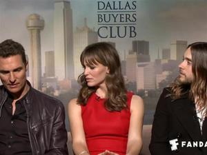 Exclusive: Dallas Buyers Club - The Fan Questions Interview