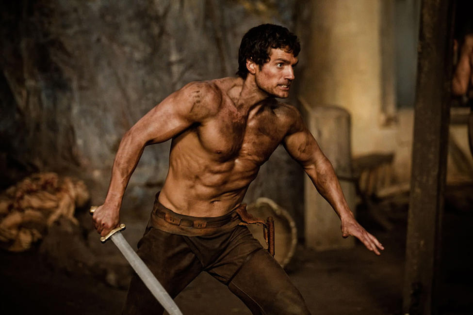 Immortals Movie Theseus as Theseus in Quot Immortals Quot
