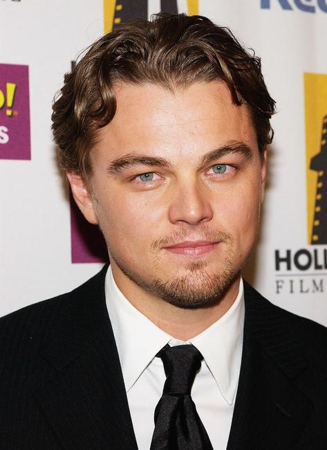 Leonardo DiCaprio at the Hollywood Awards Gala.