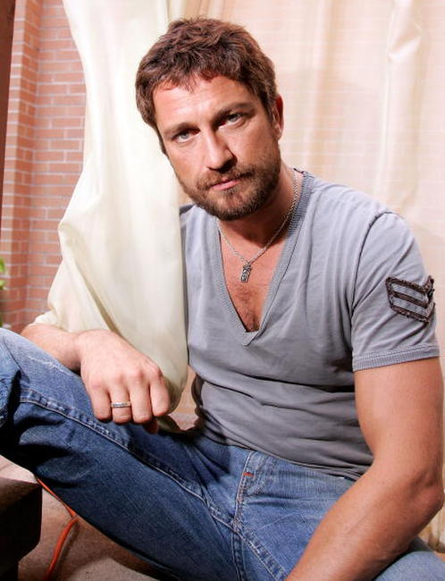 Gerard Butler while at the Toronto International Film Festival in Toronto, Canada.