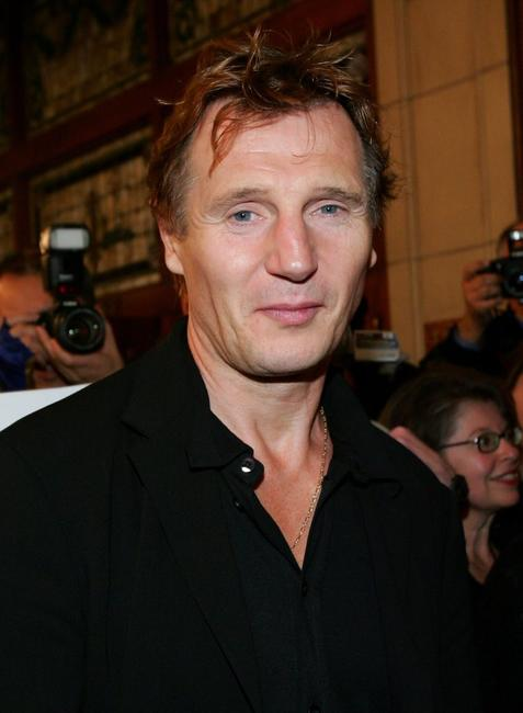 Liam Neeson at the TIFF special presentation screening of